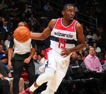 The Wizards new starting point guard